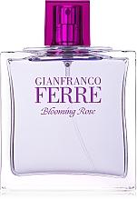 Voňavky, Parfémy, kozmetika Gianfranco Ferre Blooming Rose - Toaletná voda
