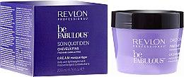 Voňavky, Parfémy, kozmetika Čistiaca maska pre tenké vlasy - Revlon Professional Be Fabulous Daily Care Fine Hair Lightweight Mask