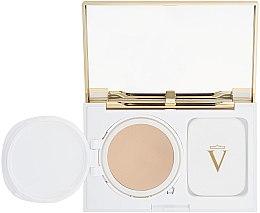 Voňavky, Parfémy, kozmetika Make-upový púder - Valmont Perfecting Powder Cream SPF 30