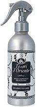 Voňavky, Parfémy, kozmetika Aromatický osviežovač vzduchu v spreji, Biele pižmo - Tesori d`Oriente Muschio Bianco