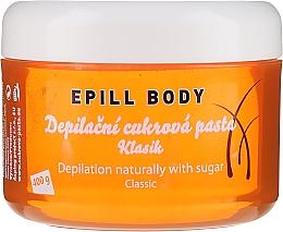 Voňavky, Parfémy, kozmetika Depilačná cukrová pasta - Epill Body Depilation Naturally With Sugar Classic