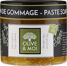 Voňavky, Parfémy, kozmetika Čierne mydlo bez zapachu - Saryane Olive & Moi Savon Noir