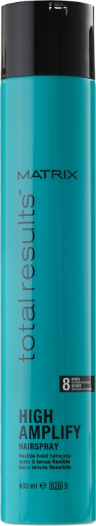 Sprej pre styling vlasov - Matrix Total Results High Amplify Hairspray