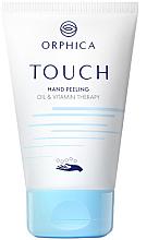 Voňavky, Parfémy, kozmetika Hydratačný peeling na ruky - Orphica Touch Hand Peeling