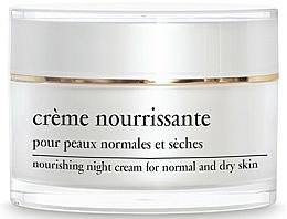 Voňavky, Parfémy, kozmetika Nočný výživný krém - Yellow Rose Creme Nourrissante