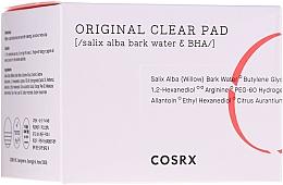 Voňavky, Parfémy, kozmetika Čistiace tampóny s BHA kyselinami - Cosrx One Step Original Clear Pads