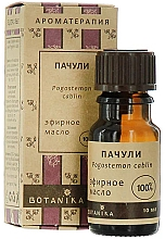 Voňavky, Parfémy, kozmetika Éterický olej Pačuli - Botanika 100% Patchouli Essential Oil