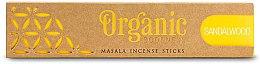 Voňavky, Parfémy, kozmetika Vonné tyčinky - Song Of India Organic Goodness Sandalwood