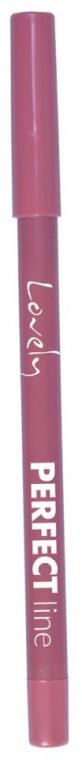 Ceruzka na pery - Lovely Perfect Line Lip Pencil