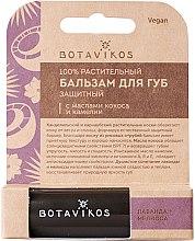 Voňavky, Parfémy, kozmetika Ochranný balzam na pery s kokosovými a kaméliovými olejmi - Botavikos Lip Balm