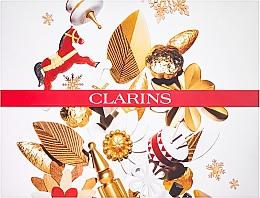 Voňavky, Parfémy, kozmetika Sada - Clarins Multi-Active Collection (day/cream/50ml + night/cream/15ml+balm/15ml+bag)