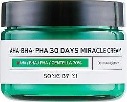 Krém na tvár - Some By Mi AHA/BHA/PHA 30 Days Miracle Cream — Obrázky N2