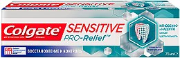 """Voňavky, Parfémy, kozmetika Zubná pasta """"Obnova a kontrola"""" - Colgate Sensitive Pro-Relief"""