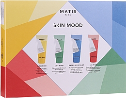 Voňavky, Parfémy, kozmetika Sada - Matis Responce Preventive Skin Mood Set (b/balm/50ml + f/cr/20ml + f/essence/20ml + f/mask/20ml)