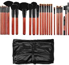 Voňavky, Parfémy, kozmetika Sada profesionálnych štetcov na líčenie, 28ks - Tools For Beauty