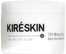Voňavky, Parfémy, kozmetika Hydratačná nočná pleťová maska  - Kire Skin 72H Moisturizing Night Mask Black Tea & Watermelon
