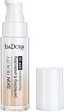 Voňavky, Parfémy, kozmetika Make-up na tvár - Skin Beauty Perfecting & Protecting Foundation SPF 35 (01 -Fair)