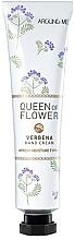 """Voňavky, Parfémy, kozmetika Krém na ruky """"Verbena"""" - Welcos Around Me Queen of Flower Verbena Hand Cream"""