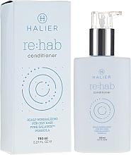 Voňavky, Parfémy, kozmetika Normalizačný kondicionér pre mastné vlasy - Halier Re:hab Conditioner