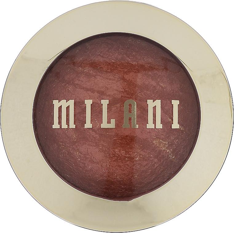 Zapečená lícenka - Milani Baked Blush