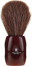 Voňavky, Parfémy, kozmetika Štetka na holenie 12705 - Vie-Long Peleon Horse Hair Shaving Brush Red Handle