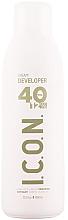 Voňavky, Parfémy, kozmetika Krém-aktivátor - I.C.O.N. Ecotech Color Cream Activator 40 Vol (12%)