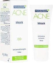 Voňavky, Parfémy, kozmetika Zmatňujúca maska na tvár - Novaclear Acne Mask