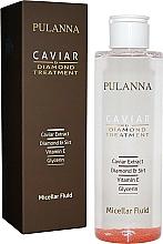 Voňavky, Parfémy, kozmetika Micelárna odličovacia voda - Pulanna Caviar Micellar Fliud