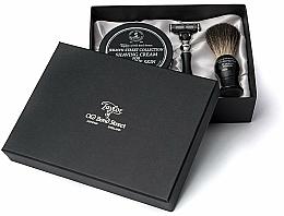 Voňavky, Parfémy, kozmetika Sada - Taylor of Old Bond Street (shaving/cr/150g + razor/1pc + shaving brush/1pc)
