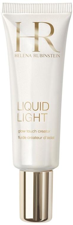 Fluid pre žiarivosť pokožky tváre - Helena Rubinstein Liquid Light Glow Touch Creator — Obrázky N1