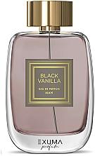 Voňavky, Parfémy, kozmetika Exuma Black Vanilla - Parfumovaná voda