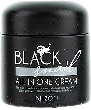 Voňavky, Parfémy, kozmetika Krém s čiernym slimákom - Mizon Black Snail All In One Cream