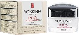 Voňavky, Parfémy, kozmetika Denný krém na suchú a citlivú pokožku 60+ - Yoskine Classic Pro Collagen Day Cream 60+