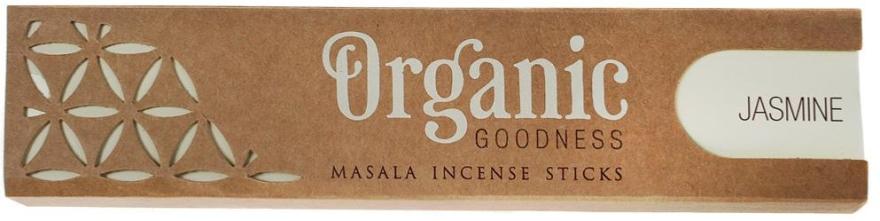 Vonné tyčinky - Song Of India Organic Goodness Jasmine