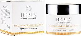 Voňavky, Parfémy, kozmetika Maska na telo - Herla Luxury Body Care Gingko Biloba & White Mulberry Body Mask
