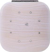 Voňavky, Parfémy, kozmetika Vreckové zrkadlo, štvorcové 85673 - Top Choice
