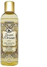 Voňavky, Parfémy, kozmetika Sprchový olej - Tesori d'Oriente Rise And Tsubaki Oils