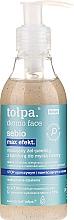 Voňavky, Parfémy, kozmetika Čistiaci gél-peeling - Tolpa Dermo Face Sebio Max Efect Gel-peeling
