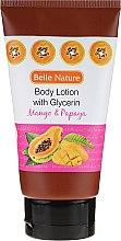 Voňavky, Parfémy, kozmetika Balzam na telo - Belle Nature Body Lotion With Mango & Papaya