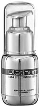 Voňavky, Parfémy, kozmetika Kontúrovacie očné sérum - Fontana Contarini Platinum Eye Contour Serum