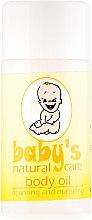 Voňavky, Parfémy, kozmetika Detský olej na telo - Styx Naturcosmetic Baby's Natural Care
