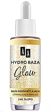 Voňavky, Parfémy, kozmetika Fixačná báza pod makeup - AA Hydro Baza Glow