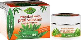 Voňavky, Parfémy, kozmetika Krém na tvár proti vráskam - Bione Cosmetics Cannabis Intensive Anti-Wrinkle Cream