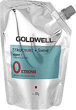 Voňavky, Parfémy, kozmetika Zjemňujúci krém na ťažko poddajné vlasy - Goldwell Structure + Shine Agent 1 Strong 0