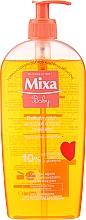 Voňavky, Parfémy, kozmetika Detský penový olej do sprchy - Mixa Baby Foaming Oil