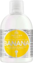 Voňavky, Parfémy, kozmetika Šampón na posilnenie vlasov s multivitamínovým komplexom - Kallos Cosmetics Banana Shampoo