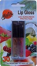 Voňavky, Parfémy, kozmetika Sada - Malibu Lip Gloss SPF30 Set (lip/gloss/2x1.5ml)