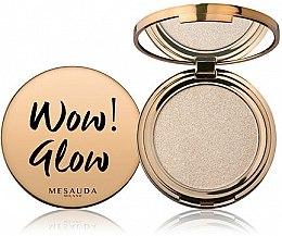 Voňavky, Parfémy, kozmetika Rozjasňovač - Mesauda Milano Wow! Glow Compact Highlighter