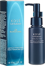 Voňavky, Parfémy, kozmetika Hydratačná emulzia - Kose Cellular Radiance Multi-Purpose Emulsion Hydrator