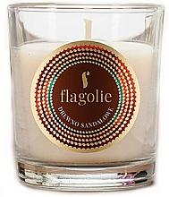 """Voňavky, Parfémy, kozmetika Vonná sviečka """"Santalové drevo"""" - Flagolie Fragranced Candle Sandalwood"""